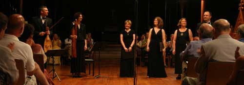 Armonia Nova at the 2010 Washington Early Music Festival